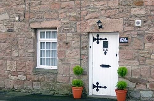 Big Cottages - Tasteful Seahouses Cottage S14676