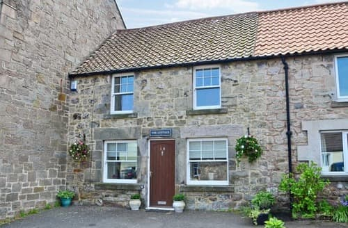 Big Cottages - Gorgeous Wooler Cottage S14741