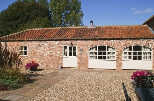 Big Cottages - Stunning Driffield Cottage S14881