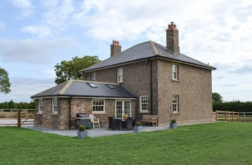 Big Cottages - Splendid Driffield Cottage S105491