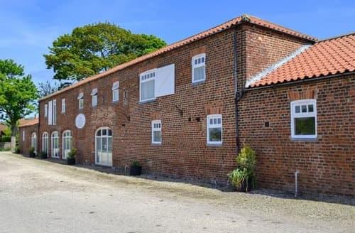 Big Cottages - Excellent Flamborough Cottage S14924