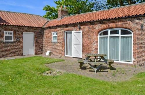 Last Minute Cottages - Superb Flamborough Cottage S14922