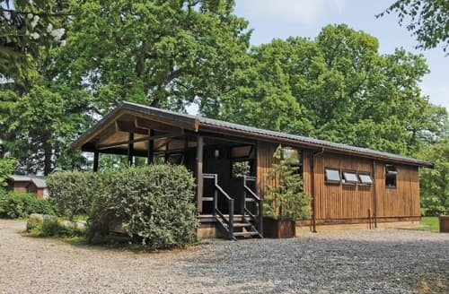 Last Minute Cottages - Quaint Bedale Lodge S14956