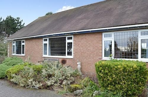 Big Cottages - Delightful Claxton Cottage S93311