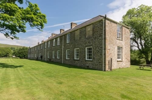 Big Cottages - Lovely Danby Cottage S15033
