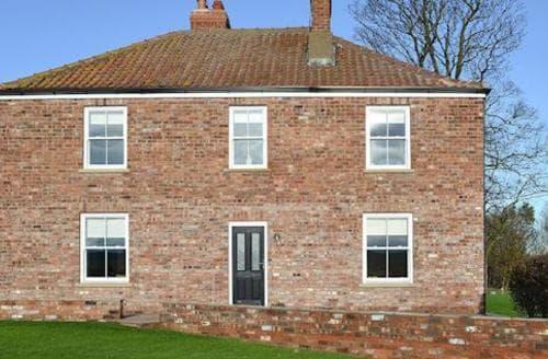 Big Cottages - Gorgeous Filey Cottage S72982