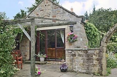 Last Minute Cottages - Luxury Helmsley Cottage S15183