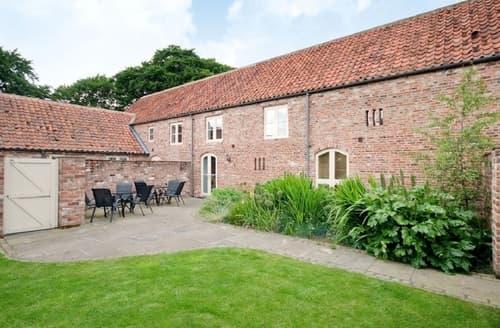 Big Cottages - Attractive Malton Cottage S15292
