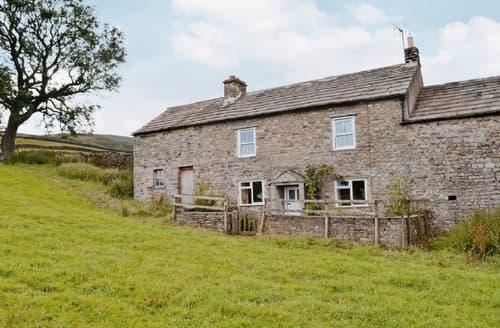 Big Cottages - Superb Reeth Cottage S15367