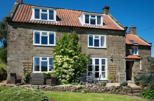 Big Cottages - Beautiful Rosedale Abbey Cottage S15415