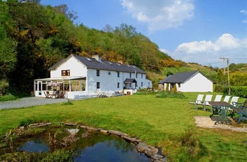 Big Cottages - Splendid Dolwyddelan Cottage S26968
