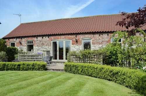 Big Cottages - Luxury Selby Lodge S15463