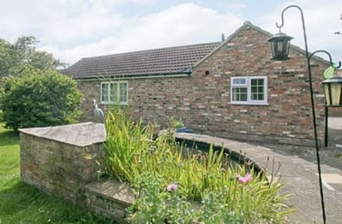 Last Minute Cottages - Stunning Thirsk Cottage S15534