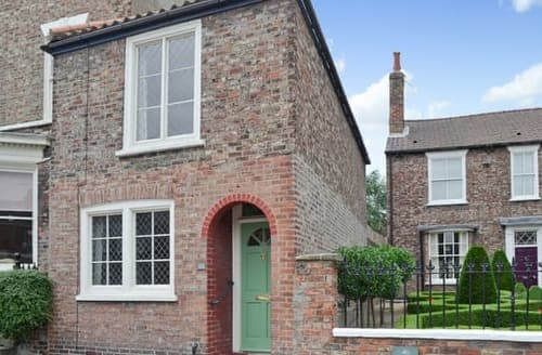 Last Minute Cottages - Beautiful York Cottage S49733