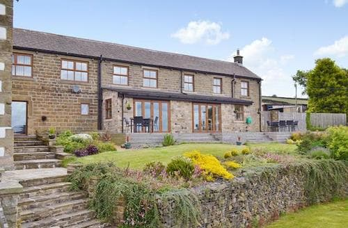 Big Cottages - Gorgeous Holmfirth Cottage S59803