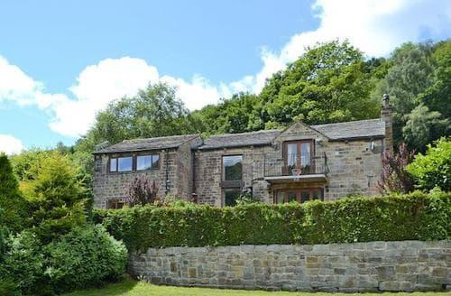 Big Cottages - Delightful Haworth Cottage S60448