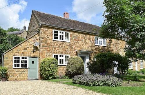 Big Cottages - Gorgeous Chipping Norton Cottage S60366