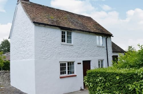 Last Minute Cottages - Beautiful Oxford Cottage S15702