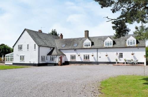 Big Cottages - Lovely Oxford Lodge S15708