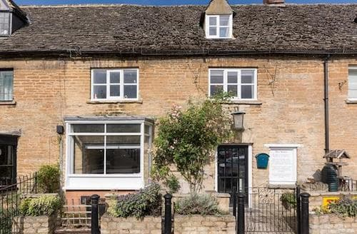 Big Cottages - Stunning Oxford Cottage S84422