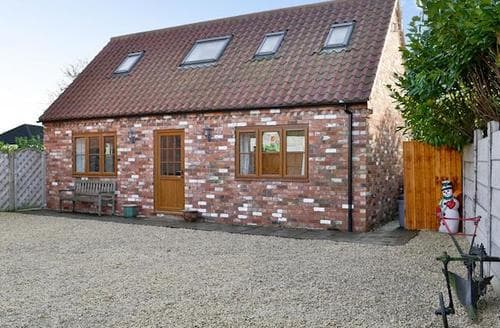 Last Minute Cottages - Inviting Grantham Lodge S74509