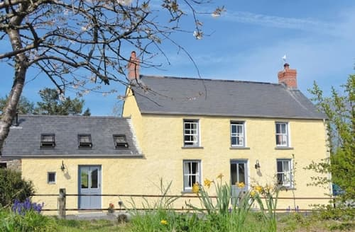 Big Cottages - Tasteful Narberth Cottage S27045