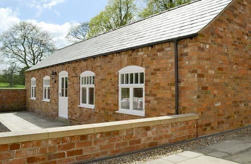 Last Minute Cottages - Superb Market Rasen Lodge S80597