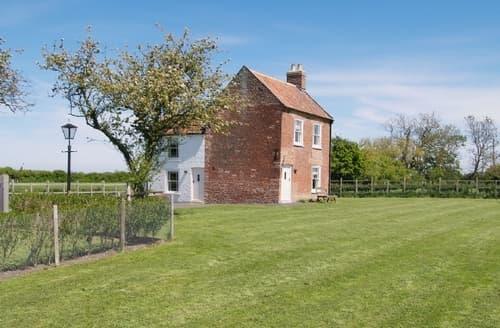 Big Cottages - Cosy Skegness Cottage S15872