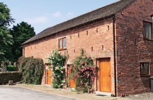 Big Cottages - Cosy Leek Cottage S15989