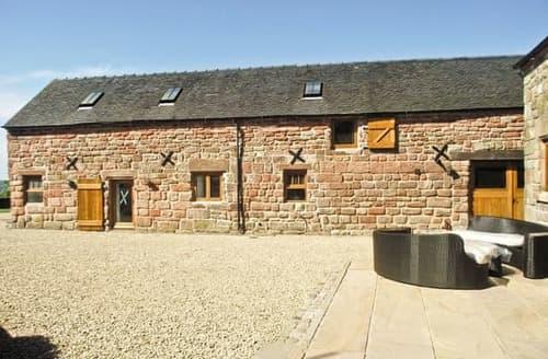 Big Cottages - Attractive Leek Cottage S16035