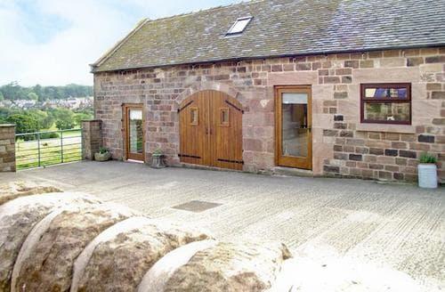 Big Cottages - Superb Leek Cottage S16045
