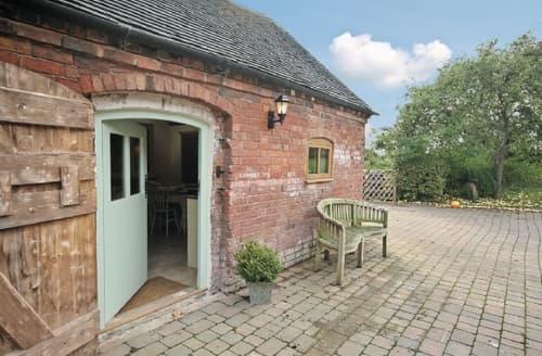 Last Minute Cottages - Splendid Stafford Cottage S16051