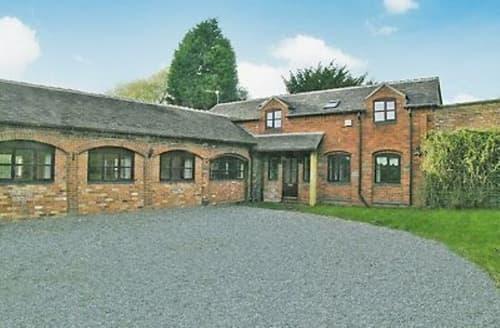 Last Minute Cottages - Superb Stoke On Trent Cottage S16064