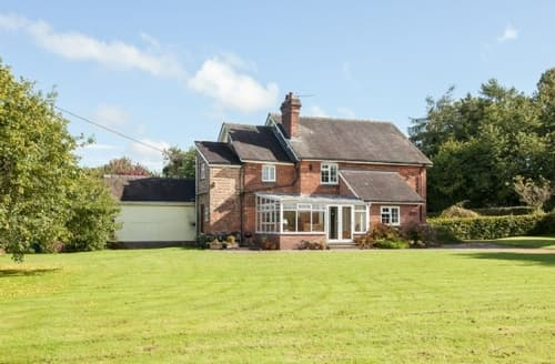 Big Cottages - Adorable Stoke On Trent Cottage S16063