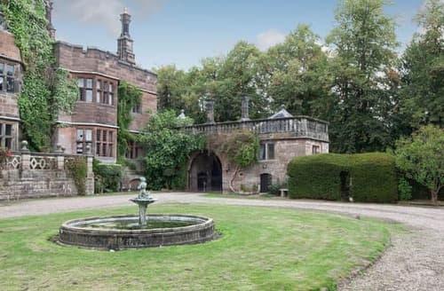 Big Cottages - Charming Stoke On Trent Cottage S121480
