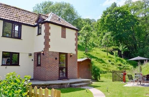 Last Minute Cottages - Cosy Coleford Cottage S58098