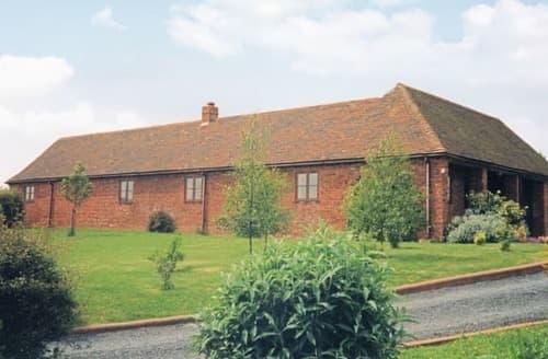 Big Cottages - Quaint Tenbury Wells Cottage S16381