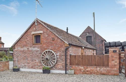 Last Minute Cottages - Splendid Worcester Cottage S16388