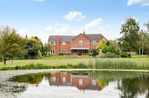 Big Cottages - Cosy Tenbury Wells Cottage S70509