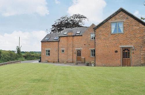 Big Cottages - Exquisite Ashbourne Cottage S16410