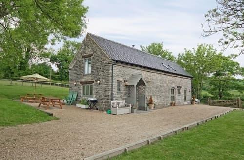 Big Cottages - Excellent Ashbourne Cottage S16430