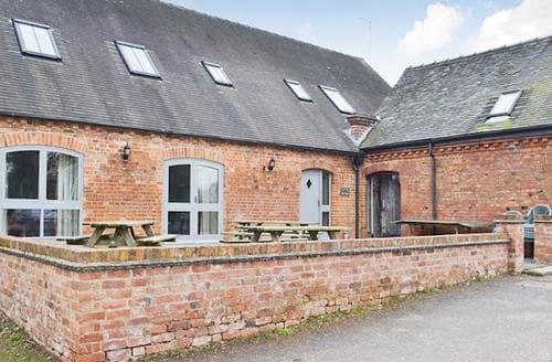Big Cottages - Splendid Ashbourne Cottage S16432