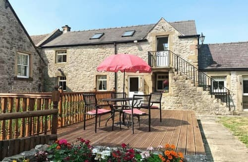 Last Minute Cottages - Delightful Bakewell Cottage S106044
