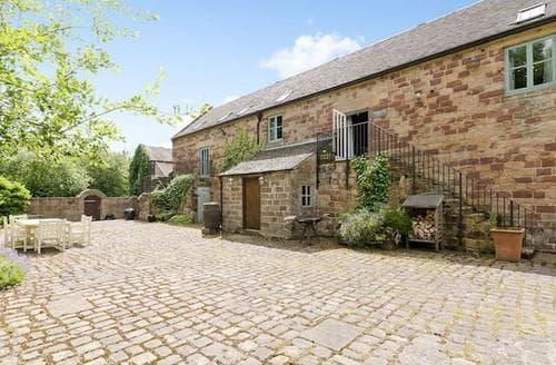 Big Cottages - Stunning Brassington Lodge S60480