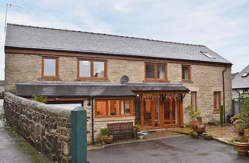 Big Cottages - Adorable Buxton Cottage S44160