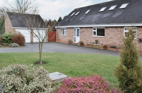 Big Cottages - Attractive Derby Cottage S16554