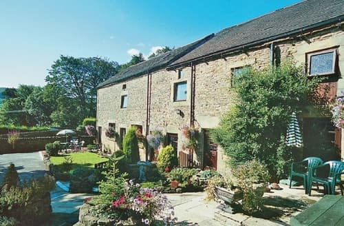 Last Minute Cottages - Exquisite Edale Cottage S16574