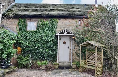 Big Cottages - Splendid Edale Cottage S16571