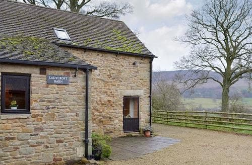 Last Minute Cottages - Luxury Hope Valley Cottage S16595