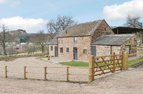 Big Cottages - Stunning Matlock Cottage S16668